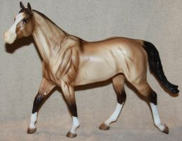 Breyer - Cafe Au Lait - Stock by Lovely-DreamCatcher