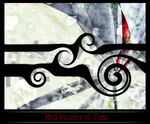 Red Feather of Time by OutsideFate