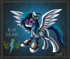 Ray Light by HoodieFoxy