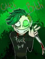 Antisepticeye by SpaazleDazzle