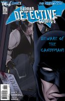 Batman: Beware Of Candyman FAKE COVER by BleedingHeartworks