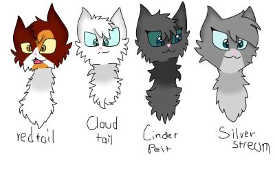 More Cats by pinkiecitrine