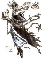 Number 28: Koschei The Deathless by emeraldfury