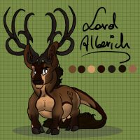 Alberich   Stag   Glenmore   Lord by DodgerMD