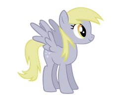 Derpy Hooves Vector by ikillyou121