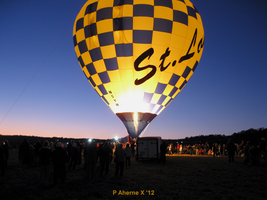 Morning Launch #2 (first rays of the morning sun) by Lasercrew420