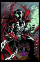 Spawn 2013 colors by hanzozuken
