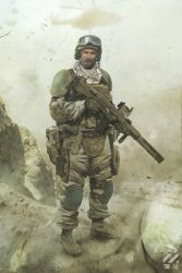 Soldier by duster132