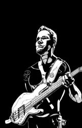 personal heroes:tim commerford by solventsoul