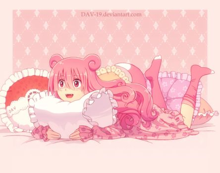 Slowpoke by DAV-19