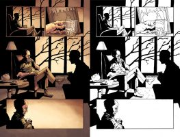 Peter Panzerfaust Issue 1 page 1 by alexsollazzo