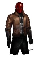 Jason todd Red Hood by akaredhood1