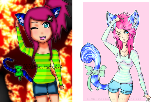 Kat Sure Has Changed! by XxXNekoCrazedXxX