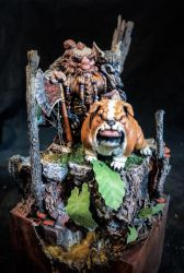 75MM Durgin Paint Forge Dwarf by fanai59