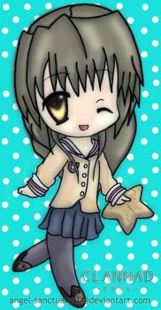Chibi Fuko Ibuki- Clannad by angel-sanctuary10
