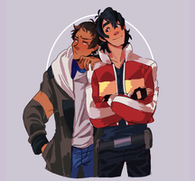 the boys by PastelWing