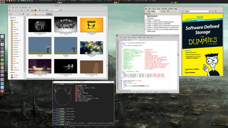 FreeBSD 10.1 Openbox by vermaden