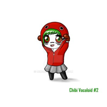 Chibi Vocaloid 2 by Berende