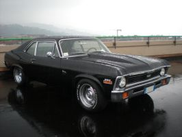 Chevrolet Nova SS by franco-roccia
