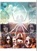 My Chemical Romance collage by MeLLaMa-Kei-Kai