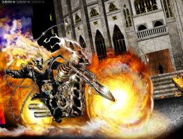 Ghost Rider 2 by henflay