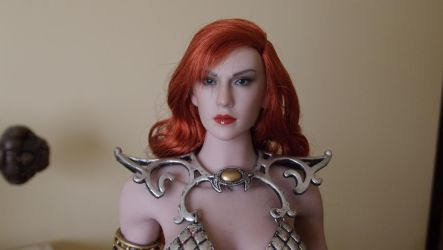 Red Sonja 02 by MorganCygnus