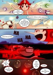 Cuphead: Threatenin' Zeppelin Page 13 by whirlwynd
