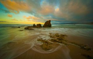 Aireys Inlet Sunrise 3 by daniellepowell82