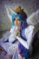 Princess Celestia by neko-tin