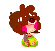chara dreemurr by spacescoob