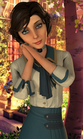 Smiles and Sunshine by Pseudonym3D
