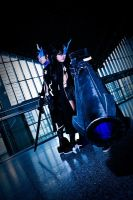 Black Rock Shooter 01 by garion