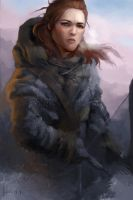 Ygritte by hifarry