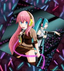 Vocaloids by Goodguy67