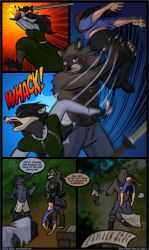 The Realm of Kaerwyn Issue 13 Page 9 by JakkalWolf