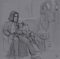 The end of the Unbreakable Vow by Kenu