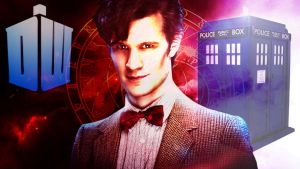Doctor Who - Eleventh Doctor - Matt Smith by Skrillexia-TF