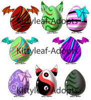 Egg Sheet 2 (CLOSED) by Kittyleaf-adopts