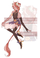 Fleuvelier 42 Auction [CLOSED] by Xianta-chan