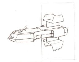 WIP Vehicle Sketch Cruiser by cml913