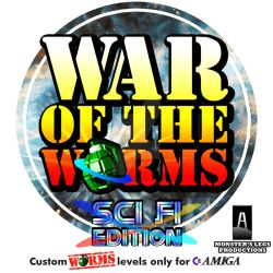 War of the Worms Cover Art by Zombie-Pacman