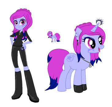OTA MLP Character~ Closed by PandoraRose22