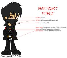 Dark Prince details by DarkPrince2007