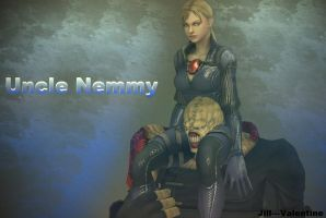 Uncle Nemmy by Jill---Valentine
