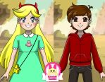 Star vs Evil Avatar Maker by heglys