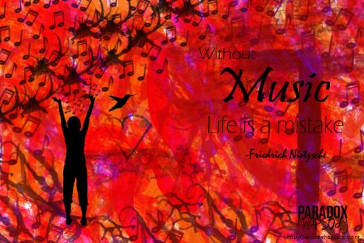 Music Is Love by picturesarelife