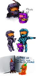 RVB Omega and Theta by No-pe