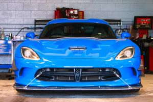 ACR In the pits by SeanTheCarSpotter