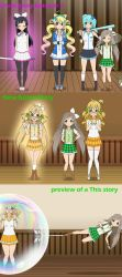 [preview] Grabi story Episode 4 and New story. by sunnyDg