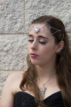 Enchanted Tiara II by Obliviate-Stock